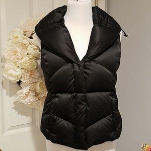 Ann Taylor petites down puffer vest